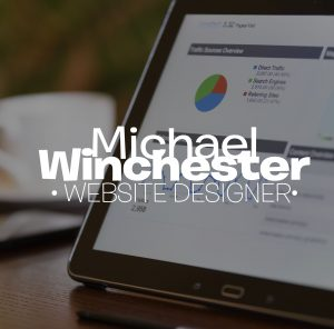Website by Michael Winchester Design